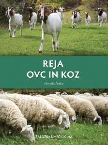naslovka Reja ovc in koz