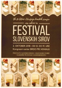 Festival slovenskih sirov