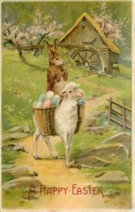 9c02be32632a69bbd15a359fa1ca5243--postcard-art-egg-basket